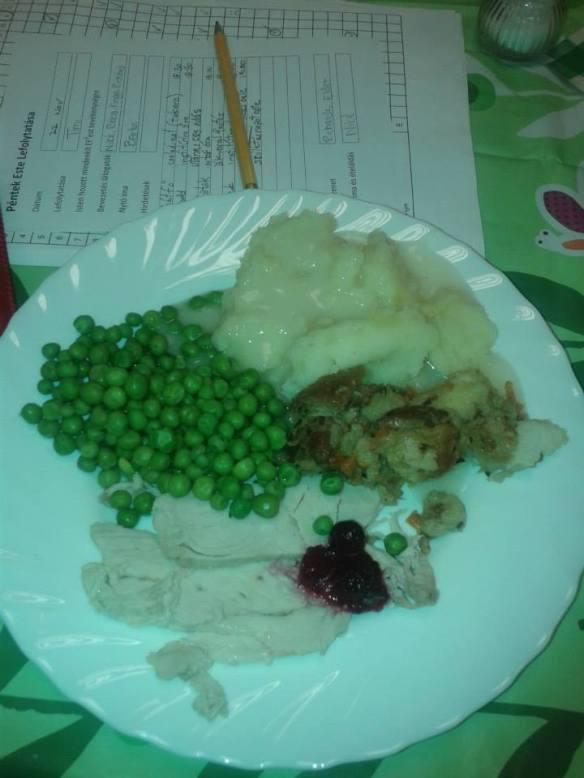 Thanksgiving Dinner 2013 I